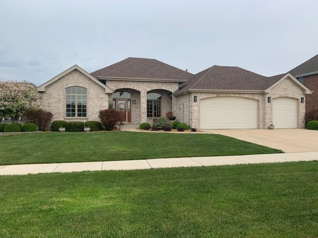 16535 Christopher Drive, Lemont, IL 60439 (MLS #10385384) :: Berkshire Hathaway HomeServices Snyder Real Estate