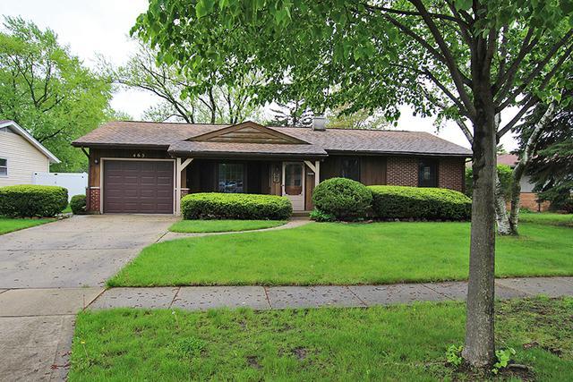 465 Bianco Drive, Elk Grove Village, IL 60007 (MLS #10385385) :: Berkshire Hathaway HomeServices Snyder Real Estate