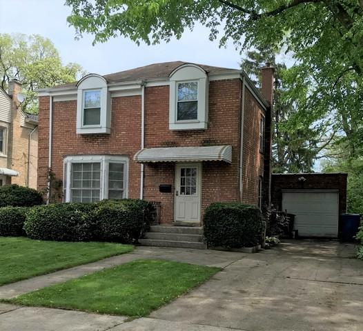 4111 N Plainfield Avenue, Chicago, IL 60634 (MLS #10385396) :: HomesForSale123.com