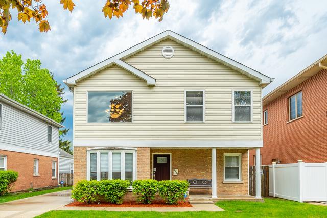 8329 Mango Avenue, Morton Grove, IL 60053 (MLS #10385419) :: Helen Oliveri Real Estate