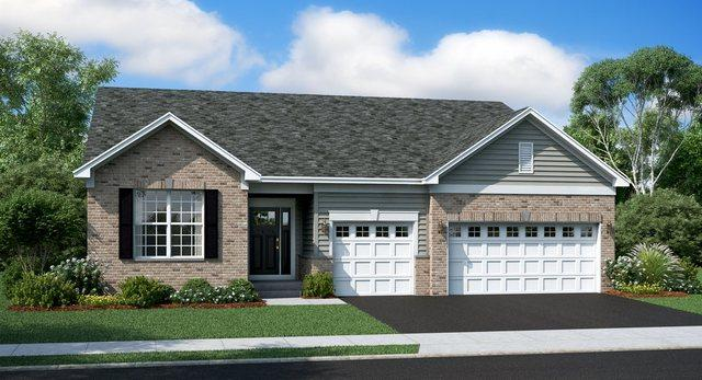 14861 W Carver Crossing, Manhattan, IL 60442 (MLS #10385460) :: Berkshire Hathaway HomeServices Snyder Real Estate