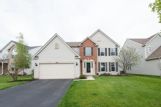 1646 Aster Drive, Romeoville, IL 60446 (MLS #10385467) :: Berkshire Hathaway HomeServices Snyder Real Estate