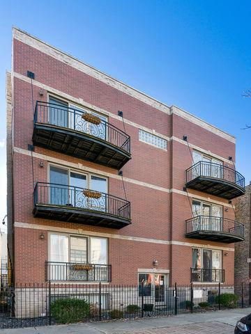 2027 W Race Avenue 2W, Chicago, IL 60612 (MLS #10385515) :: Property Consultants Realty
