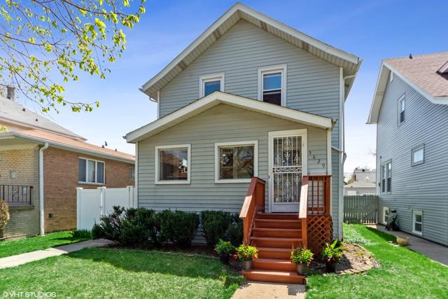 5629 W Leland Avenue, Chicago, IL 60630 (MLS #10385527) :: Berkshire Hathaway HomeServices Snyder Real Estate