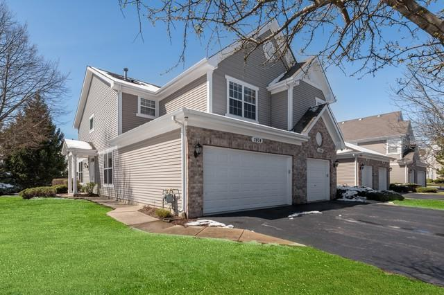 2804 Powell Court, Naperville, IL 60563 (MLS #10385549) :: Berkshire Hathaway HomeServices Snyder Real Estate