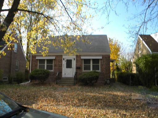 14510 S Wentworth Avenue, Riverdale, IL 60827 (MLS #10385569) :: Berkshire Hathaway HomeServices Snyder Real Estate