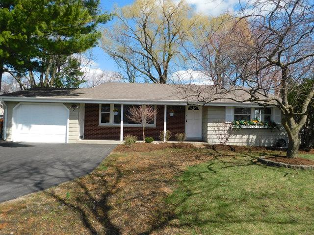 5 Forestway Court, Buffalo Grove, IL 60089 (MLS #10385572) :: Helen Oliveri Real Estate