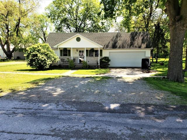 402 S Main Avenue, MINIER, IL 61759 (MLS #10385624) :: Ryan Dallas Real Estate