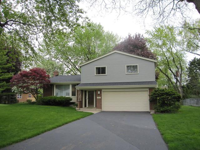 2047 Evergreen Terrace, Arlington Heights, IL 60004 (MLS #10385633) :: Berkshire Hathaway HomeServices Snyder Real Estate