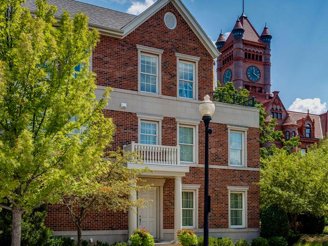 191 Reber Street #191, Wheaton, IL 60187 (MLS #10385637) :: Berkshire Hathaway HomeServices Snyder Real Estate