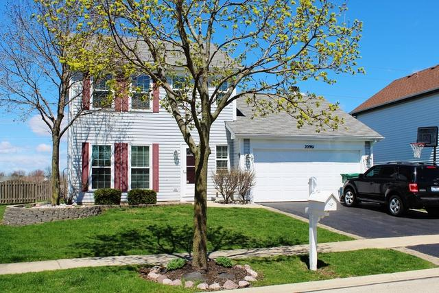 20961 W Ardmore Circle, Plainfield, IL 60544 (MLS #10385638) :: Berkshire Hathaway HomeServices Snyder Real Estate
