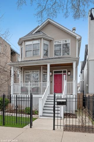 3414 N Bell Avenue, Chicago, IL 60618 (MLS #10385696) :: Berkshire Hathaway HomeServices Snyder Real Estate