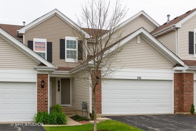 286 Macintosh Avenue, Woodstock, IL 60098 (MLS #10385703) :: Berkshire Hathaway HomeServices Snyder Real Estate