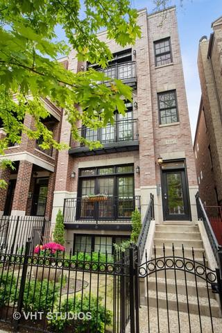 3247 N Clifton Avenue #2, Chicago, IL 60657 (MLS #10385722) :: Berkshire Hathaway HomeServices Snyder Real Estate
