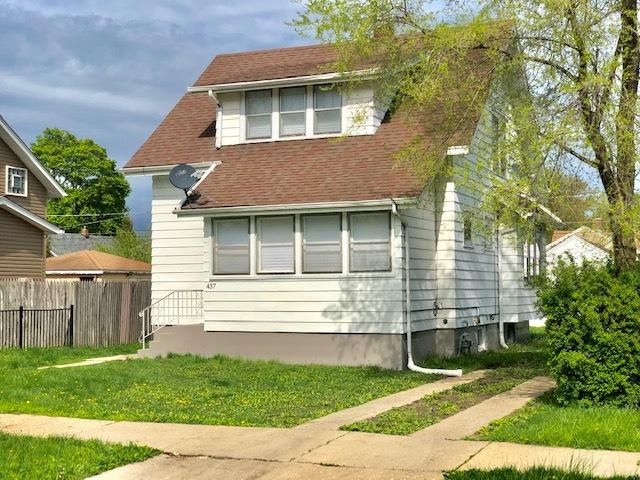437 S Fulton Avenue, Waukegan, IL 60085 (MLS #10385745) :: The Perotti Group | Compass Real Estate