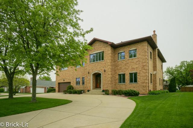 6527 Deer Lane, Palos Heights, IL 60463 (MLS #10385749) :: Berkshire Hathaway HomeServices Snyder Real Estate