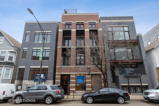 2112 W Belmont Avenue #3, Chicago, IL 60618 (MLS #10385754) :: Berkshire Hathaway HomeServices Snyder Real Estate