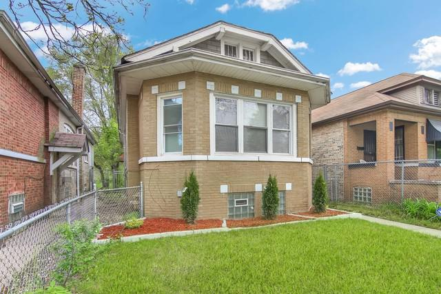318 W 117th Street, Chicago, IL 60628 (MLS #10385758) :: Berkshire Hathaway HomeServices Snyder Real Estate