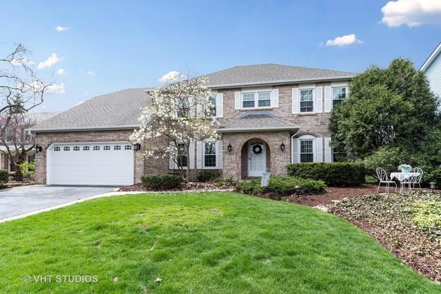 1545 Ambleside Circle, Naperville, IL 60540 (MLS #10385760) :: Berkshire Hathaway HomeServices Snyder Real Estate