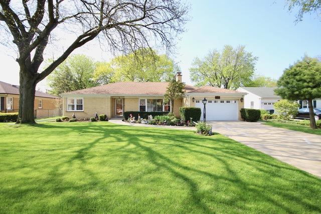 1891 De Cook Avenue, Park Ridge, IL 60068 (MLS #10385777) :: Berkshire Hathaway HomeServices Snyder Real Estate