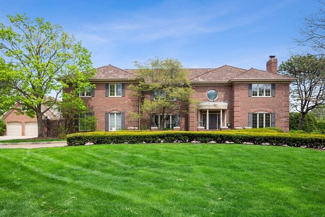 535 Princeton Road, Hinsdale, IL 60521 (MLS #10385782) :: Berkshire Hathaway HomeServices Snyder Real Estate