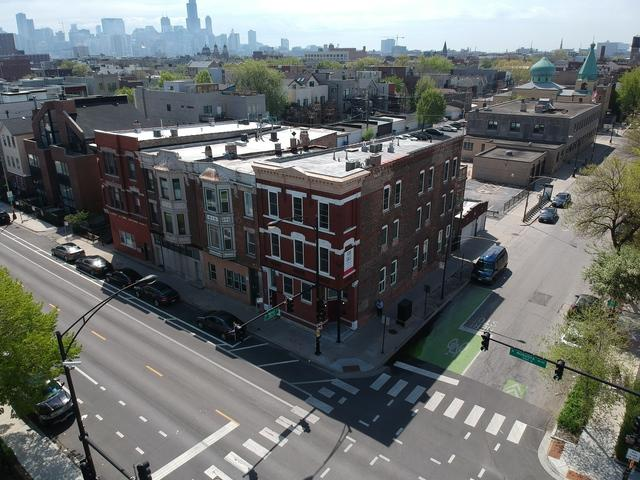 1761 W Augusta Boulevard, Chicago, IL 60622 (MLS #10385791) :: Property Consultants Realty