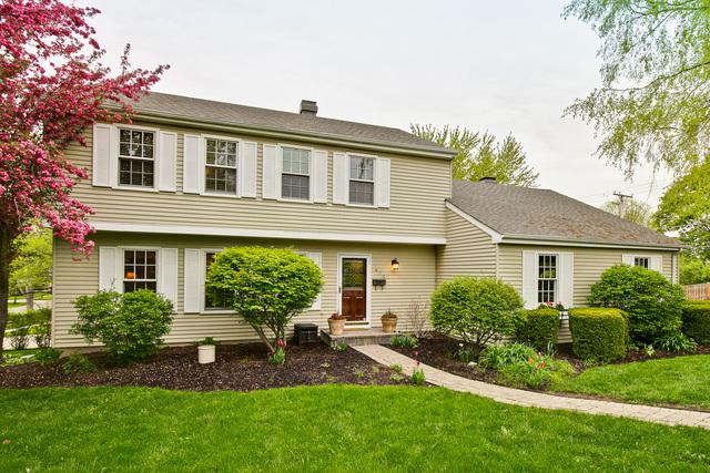 610 Valley Park Drive, Libertyville, IL 60048 (MLS #10385814) :: Helen Oliveri Real Estate