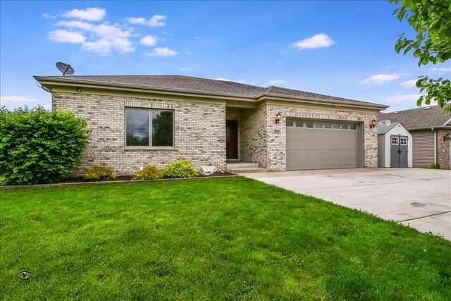 564 N Washington Street, Braidwood, IL 60408 (MLS #10385821) :: Berkshire Hathaway HomeServices Snyder Real Estate