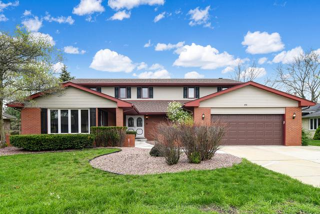 215 Rodgers Court, Willowbrook, IL 60527 (MLS #10385846) :: Berkshire Hathaway HomeServices Snyder Real Estate