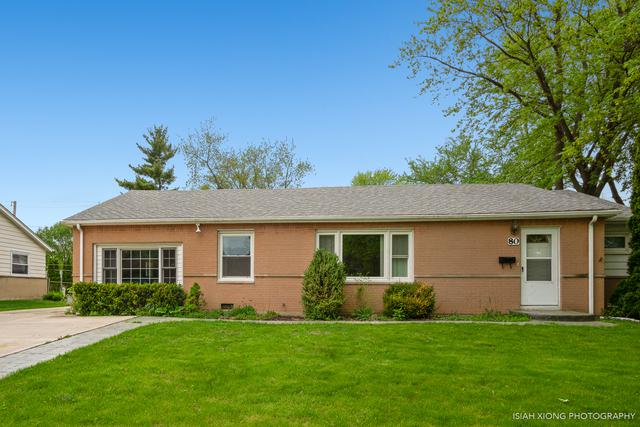80 N Des Plaines Lane, Hoffman Estates, IL 60169 (MLS #10385849) :: Angela Walker Homes Real Estate Group