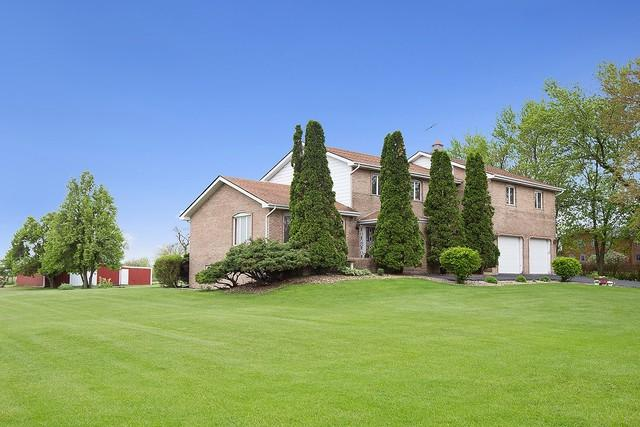 1325 W Corning Road, Beecher, IL 60401 (MLS #10385850) :: Berkshire Hathaway HomeServices Snyder Real Estate