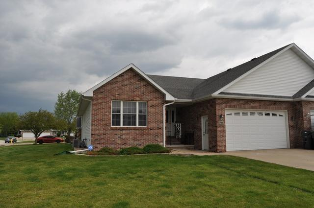 1900 Amber Lane, Diamond, IL 60416 (MLS #10385853) :: Ryan Dallas Real Estate