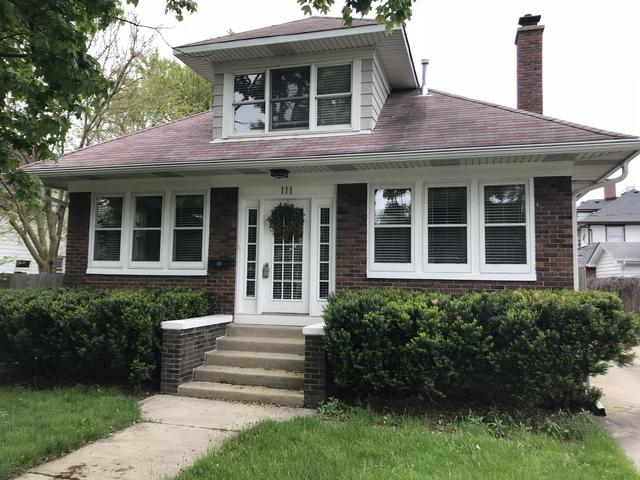 111 N 5th Avenue, St. Charles, IL 60174 (MLS #10385855) :: Berkshire Hathaway HomeServices Snyder Real Estate