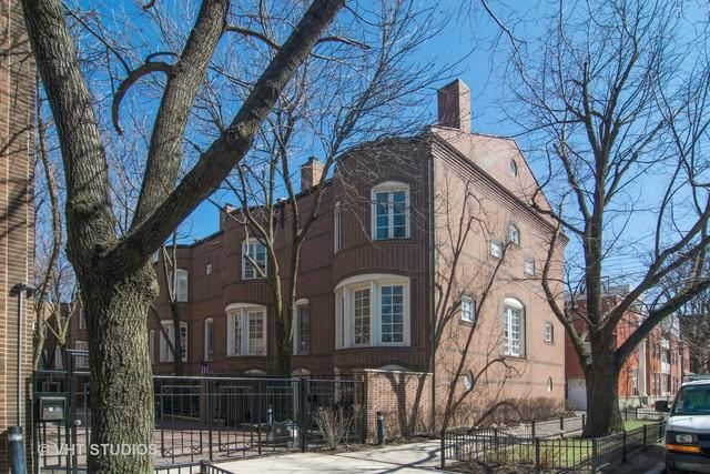 1801 N Mohawk Street B, Chicago, IL 60614 (MLS #10385878) :: Ryan Dallas Real Estate