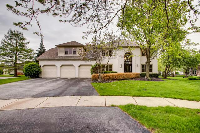 1400 Isleworth Court, Naperville, IL 60564 (MLS #10385919) :: Berkshire Hathaway HomeServices Snyder Real Estate