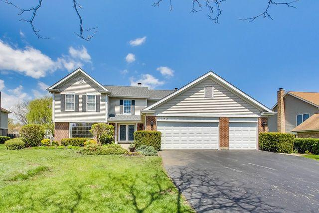 292 Noble Circle, Vernon Hills, IL 60061 (MLS #10385921) :: Berkshire Hathaway HomeServices Snyder Real Estate