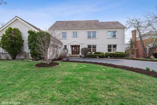 2410 Indian Ridge Drive, Glenview, IL 60026 (MLS #10385945) :: Berkshire Hathaway HomeServices Snyder Real Estate