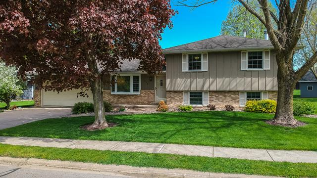 518 E Robinson Street, Goodfield, IL 61742 (MLS #10385947) :: Ryan Dallas Real Estate
