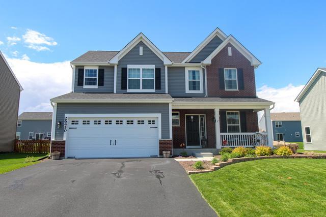 26450 W Winding Oak Trail, Channahon, IL 60410 (MLS #10385952) :: Ryan Dallas Real Estate