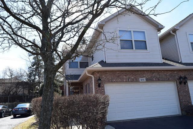 615 W St Johns Place, Addison, IL 60101 (MLS #10385975) :: Berkshire Hathaway HomeServices Snyder Real Estate