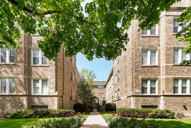 717 Reba Place 3N, Evanston, IL 60202 (MLS #10385997) :: Berkshire Hathaway HomeServices Snyder Real Estate