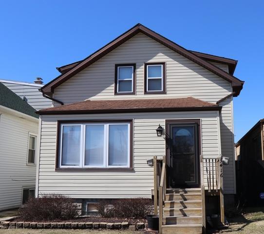 3416 N Orange Avenue, Chicago, IL 60634 (MLS #10386027) :: Helen Oliveri Real Estate
