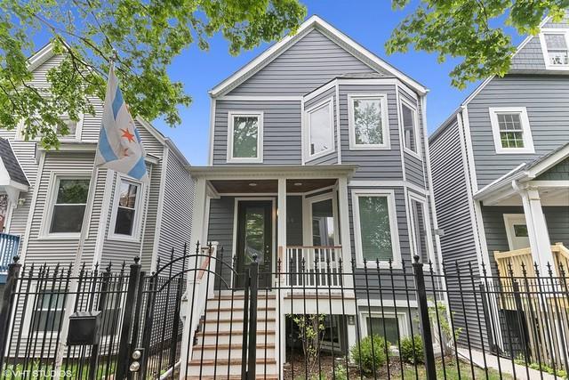 3434 W Melrose Street, Chicago, IL 60618 (MLS #10386031) :: Helen Oliveri Real Estate