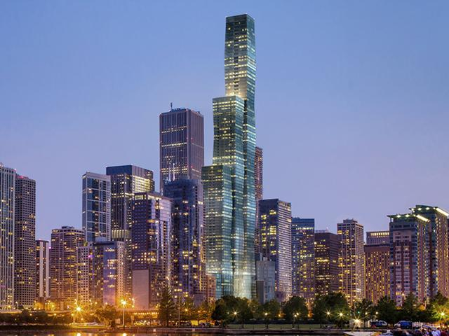 363 E Wacker Drive #8901, Chicago, IL 60601 (MLS #10386039) :: Berkshire Hathaway HomeServices Snyder Real Estate