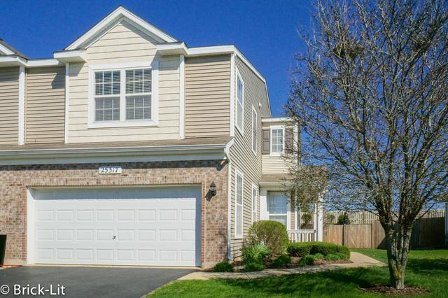 25317 Colligan Street, Manhattan, IL 60442 (MLS #10386055) :: Berkshire Hathaway HomeServices Snyder Real Estate