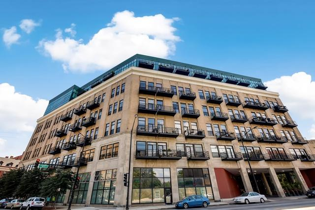 1645 W Ogden Avenue #809, Chicago, IL 60612 (MLS #10386063) :: Property Consultants Realty