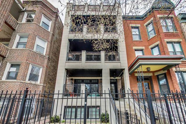 862 W Roscoe Street #3, Chicago, IL 60657 (MLS #10386070) :: Berkshire Hathaway HomeServices Snyder Real Estate