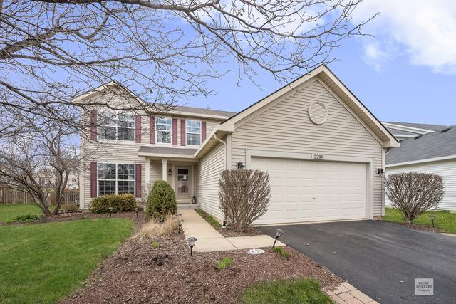 2219 Lynn Drive, Montgomery, IL 60538 (MLS #10386102) :: Berkshire Hathaway HomeServices Snyder Real Estate