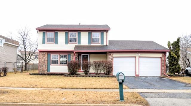 181 W Stevenson Drive, Glendale Heights, IL 60139 (MLS #10386114) :: Helen Oliveri Real Estate
