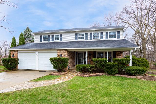 845 Rossmere Court, Naperville, IL 60540 (MLS #10386147) :: Helen Oliveri Real Estate